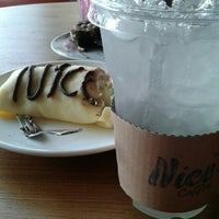 Photo taken at Nice Coffee by แอม ม. on 5/31/2015