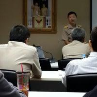 Photo taken at สำนักงานส่งเสริมวิสาหกิจขนาดกลางและขนาดย่อม (สสว.) Office of Small and Medium Enterprises Promotion (OSMEP) by ณัธศ์ ม. on 2/24/2014