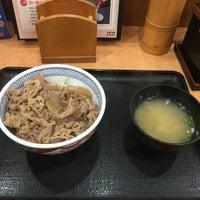Photo taken at そば処 吉野家 宇治槙島店 by Koji T. on 10/21/2016