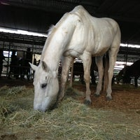 Photo taken at Los Angeles Equestrian Center by Sangraal A. on 1/2/2013