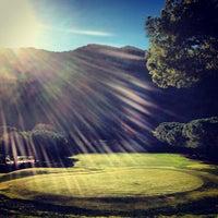 Photo taken at Aliso Creek Inn & Golf Course by Josh H. on 1/20/2013
