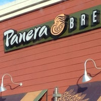 Photo taken at Panera Bread by Anthony L. on 4/6/2013