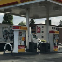 Photo taken at Shell by Anthony L. on 5/24/2017