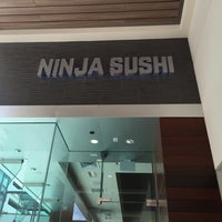 Photo taken at Ninja Sushi by Anthony L. on 4/22/2016