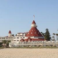 Photo prise au Hotel del Coronado par Anthony L. le7/1/2013