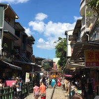 Photo taken at Shifen Old Street by Taichi☻ on 8/28/2017