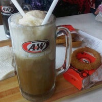 Photo taken at A&W by meera h. on 1/28/2013