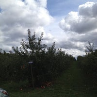 Photo taken at Mack's Apples by Nicholas d. on 10/8/2012