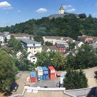 Photo taken at Kreishaus Siegburg by Christoph M. on 7/19/2016