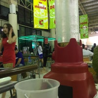 Photo taken at Beer Garden at Big C by Saman T. on 8/3/2016