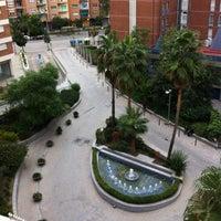 Photo taken at Senator Barcelona Spa Hotel by Jacob F. on 10/22/2012