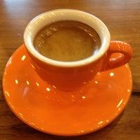 Photo taken at art cafe da:m by Won-Kyung S. on 11/30/2012