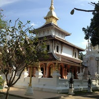 Photo taken at วัดป่าดาราภิรมย์ by Tabby T. on 1/1/2013