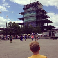 Photo taken at Indianapolis Motor Speedway by Heather S. on 7/28/2013