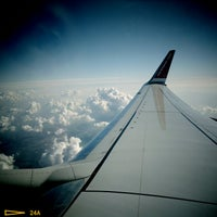 Photo taken at Norwegian Flight DY5871 FCO-HEL by Simo S. on 11/23/2012