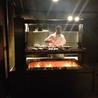 Photo taken at Jocko's Steak House by Marta B. on 11/21/2012