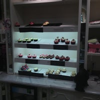 Photo taken at Cupcake Couture by Nick P. on 7/8/2013