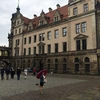 Photo taken at Studentenwerk Dresden by Simge E. on 6/29/2017