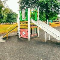 Photo taken at Muntz Park Playground by Mrya M. on 8/24/2016