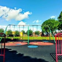 Photo taken at Muntz Park Playground by Mrya M. on 8/26/2016