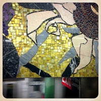 Photo taken at MTA Subway - 77th St (6) by Joshua S. on 1/17/2013