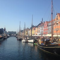 Photo taken at Nyhavnsbroen by Antonio R. on 8/20/2015