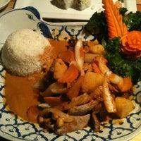 Photo taken at Lanna Thai by Allen Y. on 12/18/2012