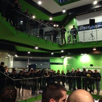 Photo taken at Telerik HQ 3 by Lubo G. on 1/28/2014