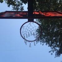 Photo taken at Баскетбольная площадка by Michael K. on 8/10/2014