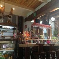 Photo taken at Café Rama by Kaly M. on 4/13/2013
