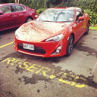 Photo taken at Toyota New Zealand by Timothy G. on 9/14/2012
