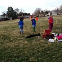 Photo taken at Vista Verde Park by Amanda S. on 3/19/2013