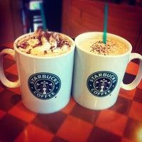 Photo taken at Starbucks by Ellie on 11/5/2012