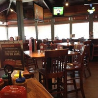 Photo taken at Smokey Bones Bar & Fire Grill by Angela G. on 9/16/2012