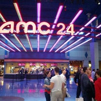 Photo taken at AMC Concord Mills 24 by Eddie S. on 12/29/2012