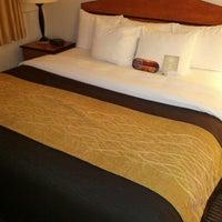 Photo taken at Comfort Inn & Suites by Eddie S. on 10/3/2013