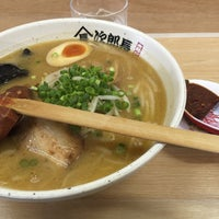 Photo taken at ラーメン次郎長 by Rist r. on 9/22/2017