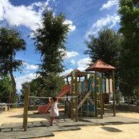 Photo taken at Oficina de Turismo Vejer by Halide E. on 9/14/2016