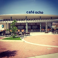 Photo taken at Café Ocho by Manuel M. on 6/13/2013