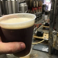 Photo taken at Lower Forge Brewery & Distillery by Sean G. on 6/22/2017