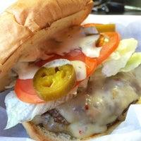 Photo taken at Got Burger! by Rizwan L. on 8/22/2015
