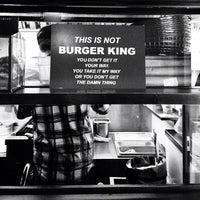 Photo taken at St. Louis Burger Shop by k. on 4/27/2013