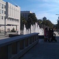 Photo taken at Козацька площа by Alexey A. on 9/15/2012