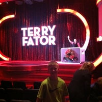Photo taken at Terry Fator Theatre by Joe C. on 12/19/2012