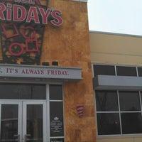 Photo taken at TGI Fridays by Stephanie C. on 11/19/2012