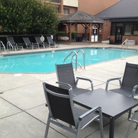 Photo taken at Comfort Suites by Olé K. on 8/15/2013