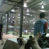 Photo taken at Futsal Masterscaff by Kimy F. on 10/24/2012