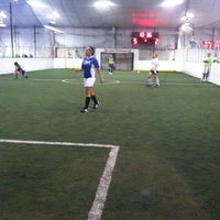 Photo taken at Fairfax Sportsplex by Paula L. on 9/21/2012