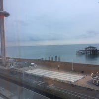 Photo taken at Holiday Inn Brighton - Seafront by Keith J. on 6/28/2017