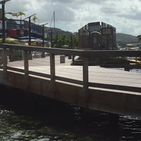 Photo taken at Christiansted Boardwalk by Bill K. on 6/9/2017
